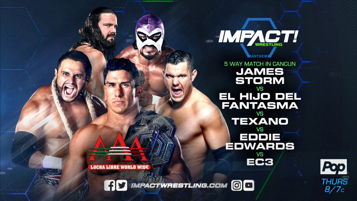 Impact Wrestling Results - October 19, 2017 - Pro ...